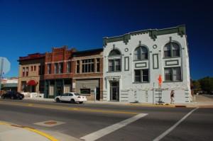 Historic Board City Of Rushville