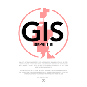 Gis Maps City Of Rushville